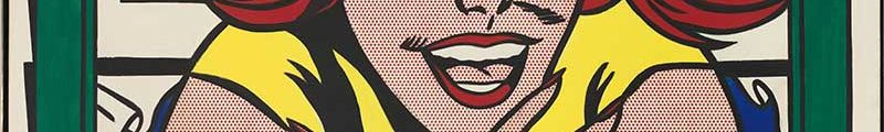 Pop Art - Roy Lichtenstein