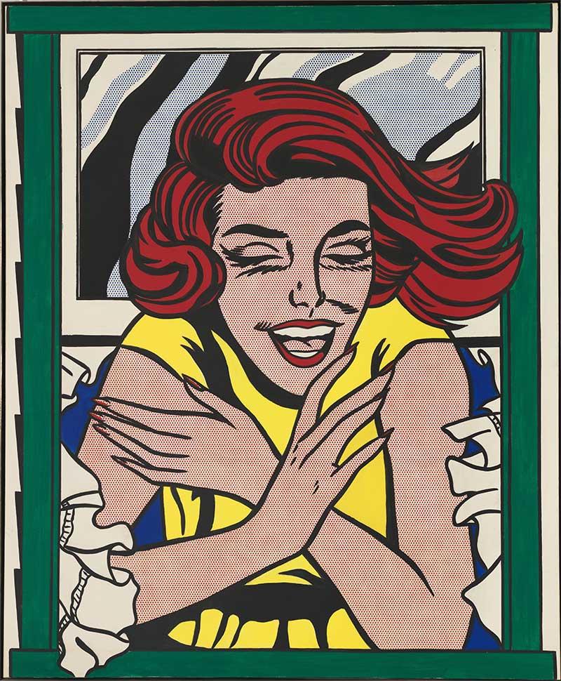 Pop Art - Roy Lichtenstein