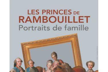 Rambouillet - Les princes de Rambouillet. Portraits de famille