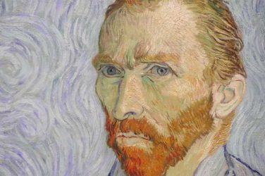 Van Gogh - self portrait 1889, Musée d'Orsay