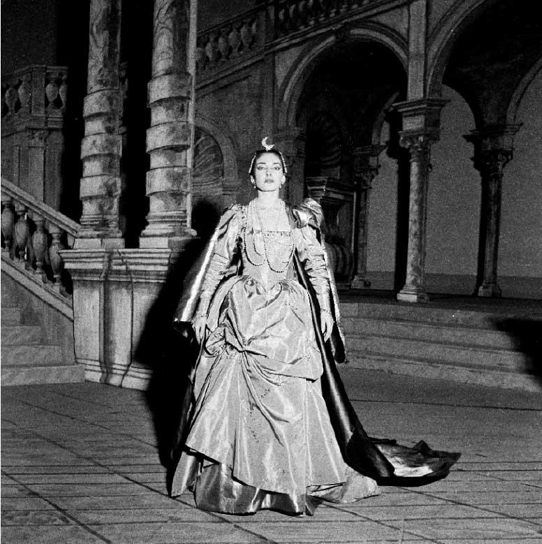 Maria Callas à La Scala
