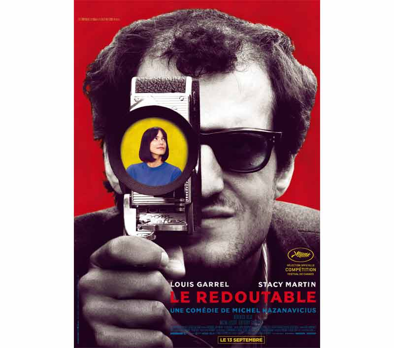 Michel Hazanavicius le Redoutable