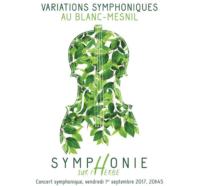 Symphonie sur l'Herbe au Blanc-Mesnil