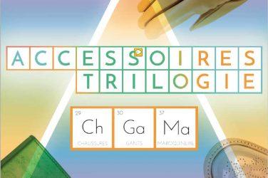 Accessoires Trilogie - mettre en avant le savoir-faire français et ses artisans