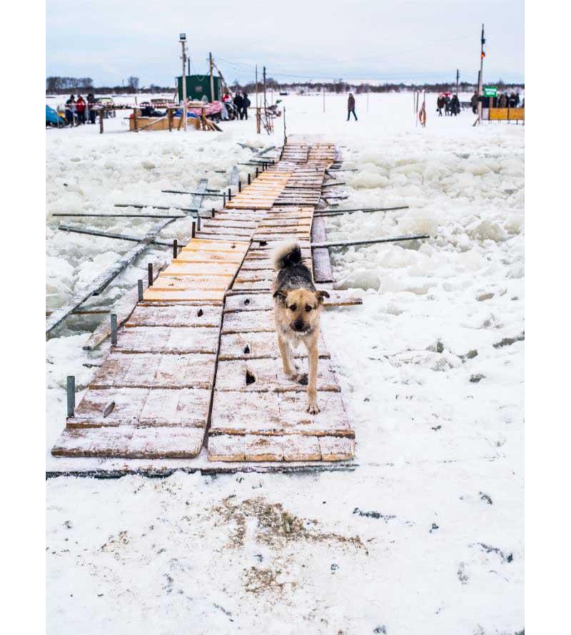 Vincent Perez - Un voyage en Russie