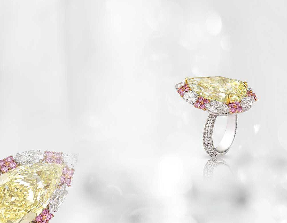 Nirav Modi - Soleil Ring