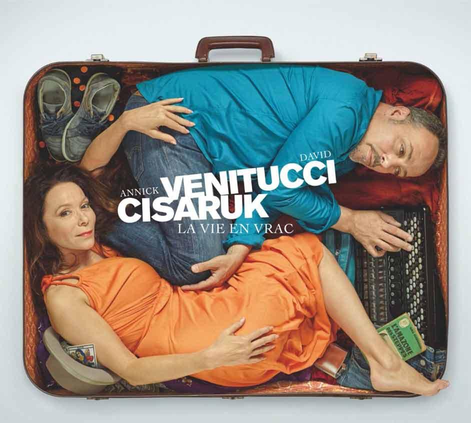 Annick Cisaruk - La vie en vrac