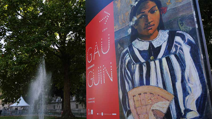 Gauguin au Grand Palais