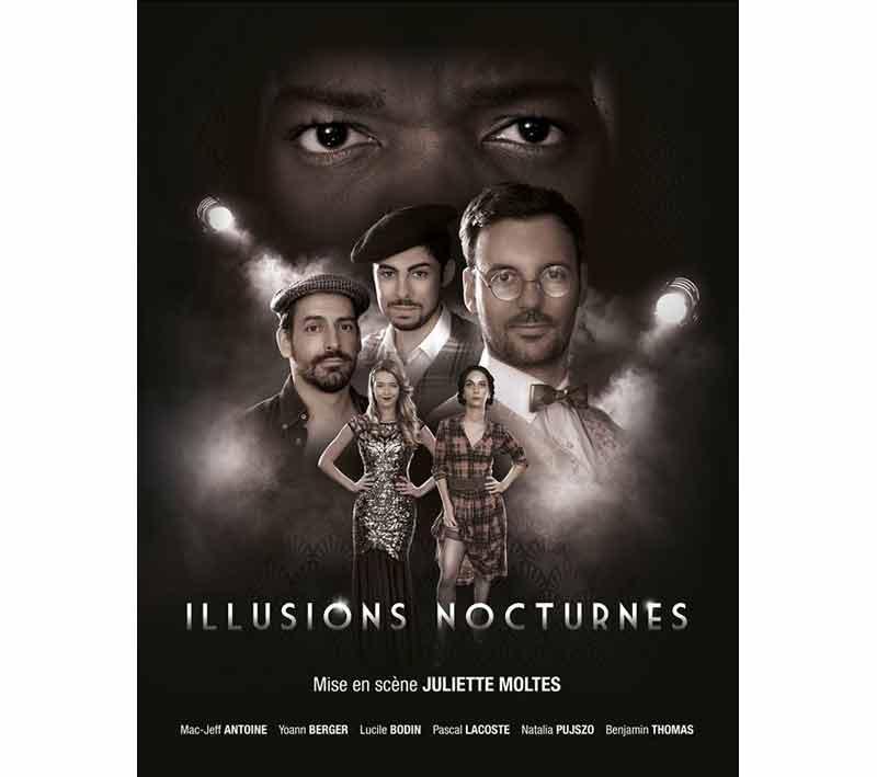 Illusions nocturnes de Pascal Lacoste au festival AJM