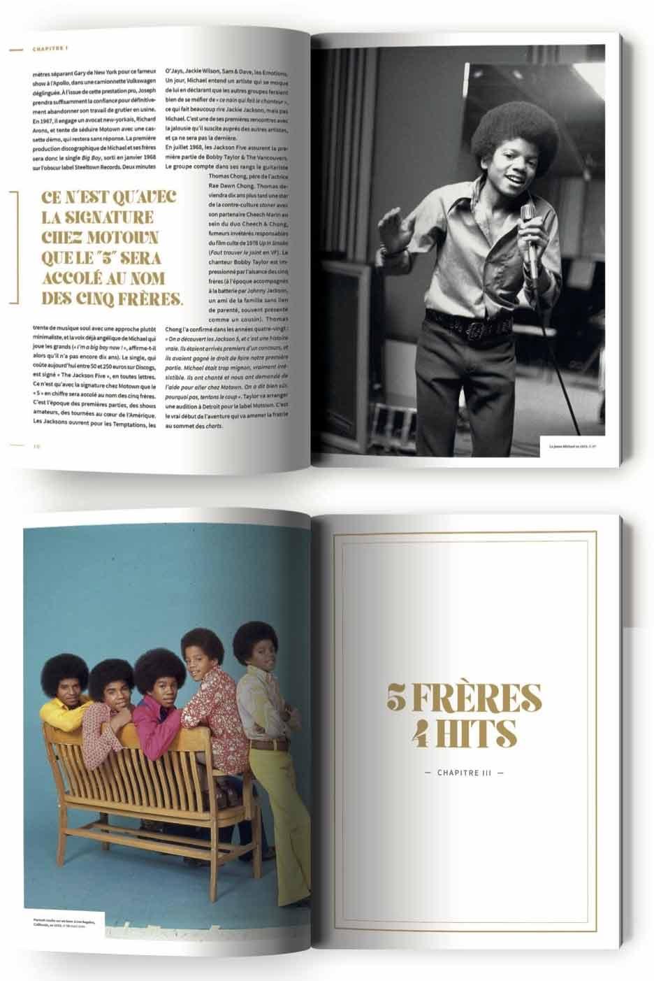 Olivier Cachin - Michael Jackson : Les métamorphoses musicales