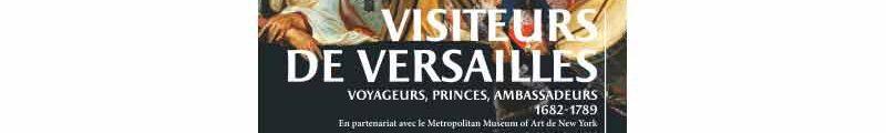Versailles - Visiteurs de Versailles