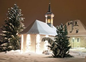 L'église de Samoëns