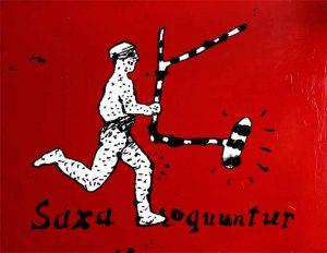 Christian Antonelli : Saxa Loquuntur