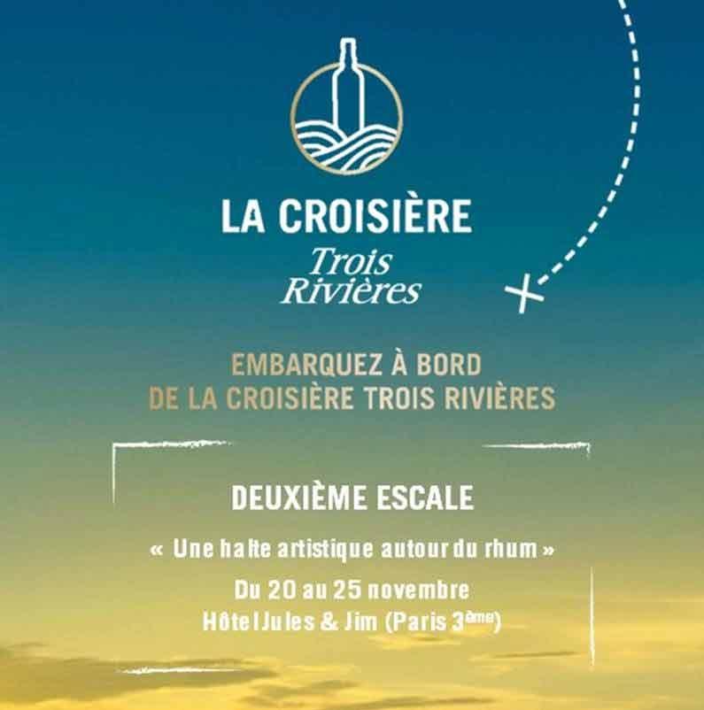 Croisière Trois Rivières