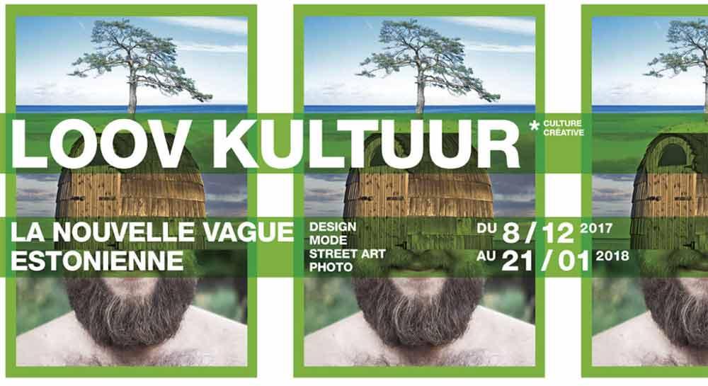 Loov Kultuur à la Cité de la Mode et du Design