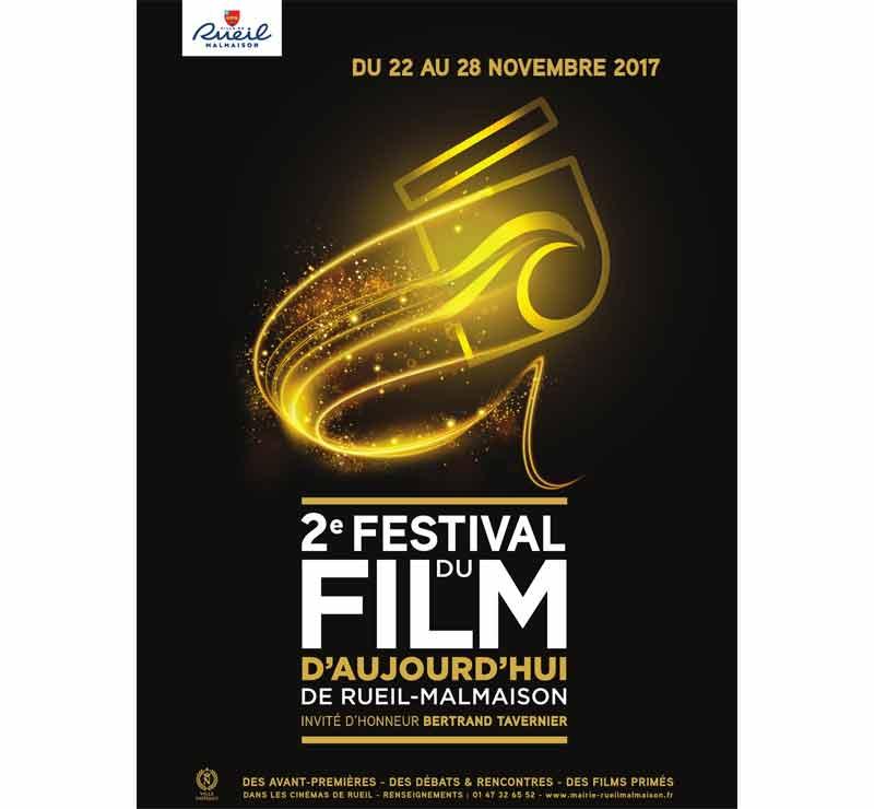 Reuil-Malmaison, : festival du film d'aujourd'hui