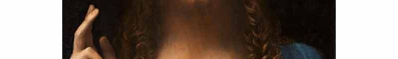 Léonard de Vinci : Salvator Mundi