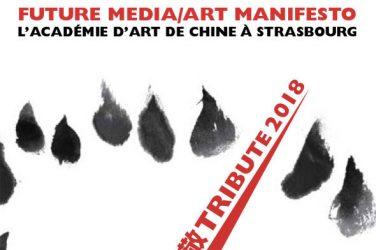 Tribute 2018 : L'Académie d'Art de Chine à Strasbourg