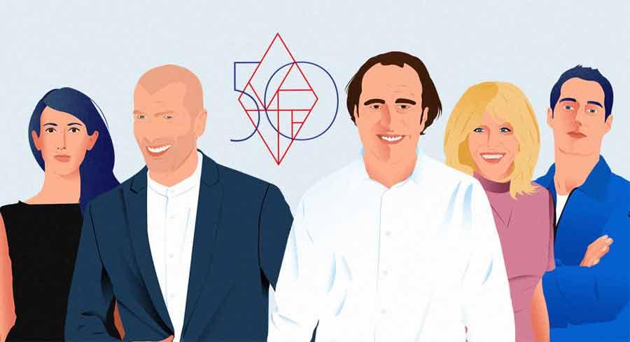 Vanity Fair : Les 50 Français les plus influents dans le monde
