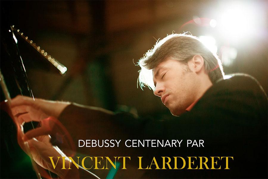 Vincent Larderet et Debussy