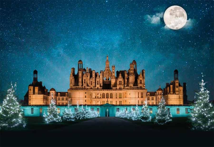 Chambord : Un Noël enchanteur à Chambord