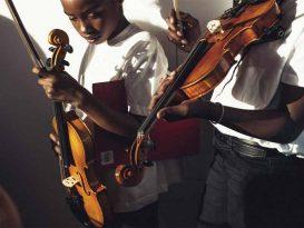 Démos : Dispositif d'éducation musicale et orchestrale à vocation sociale