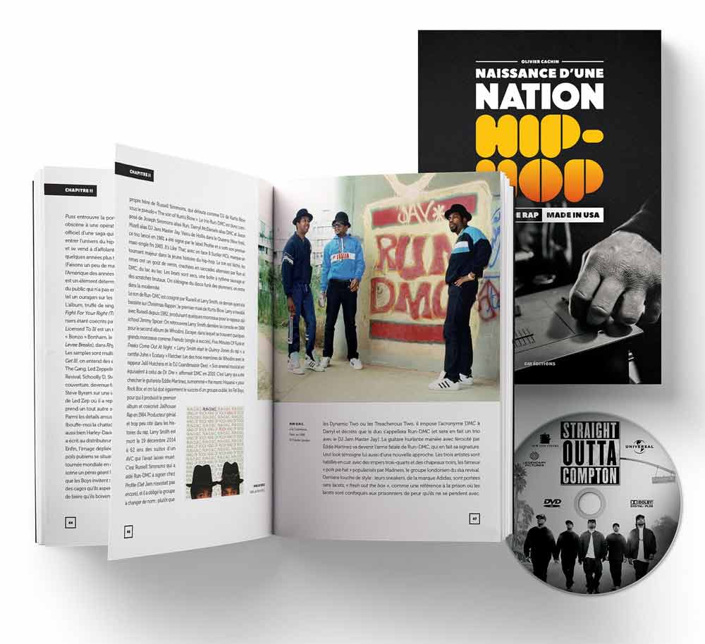 hip-hop : olivier cochin