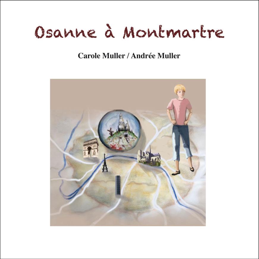 Osanne à Montmartre