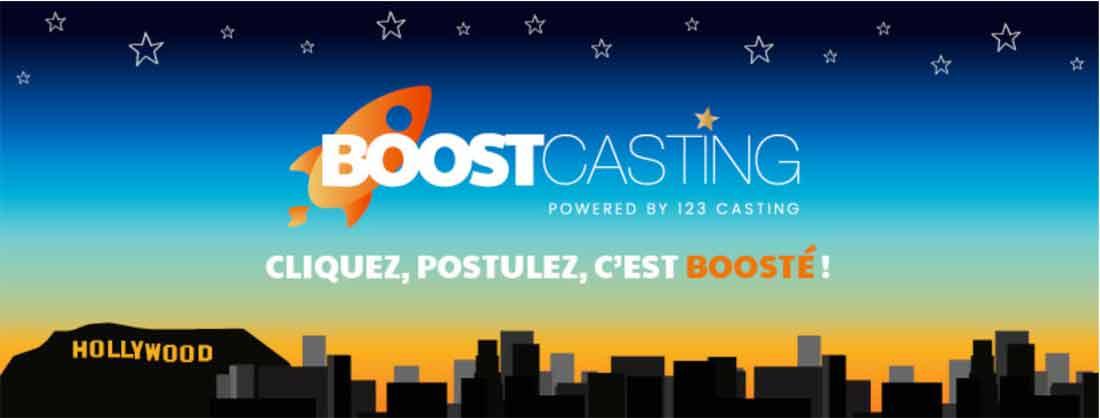 BoostCasting - démocratiser l'accès aux castings