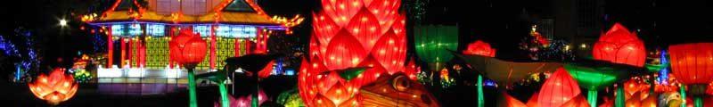 Gaillac : Festival des Lanternes