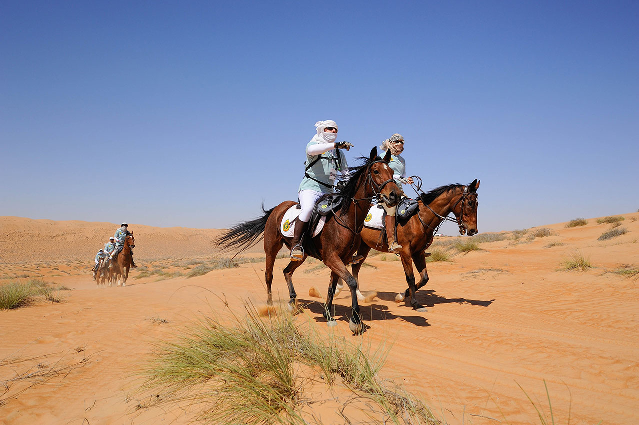 Photo : Gallops of Morocco