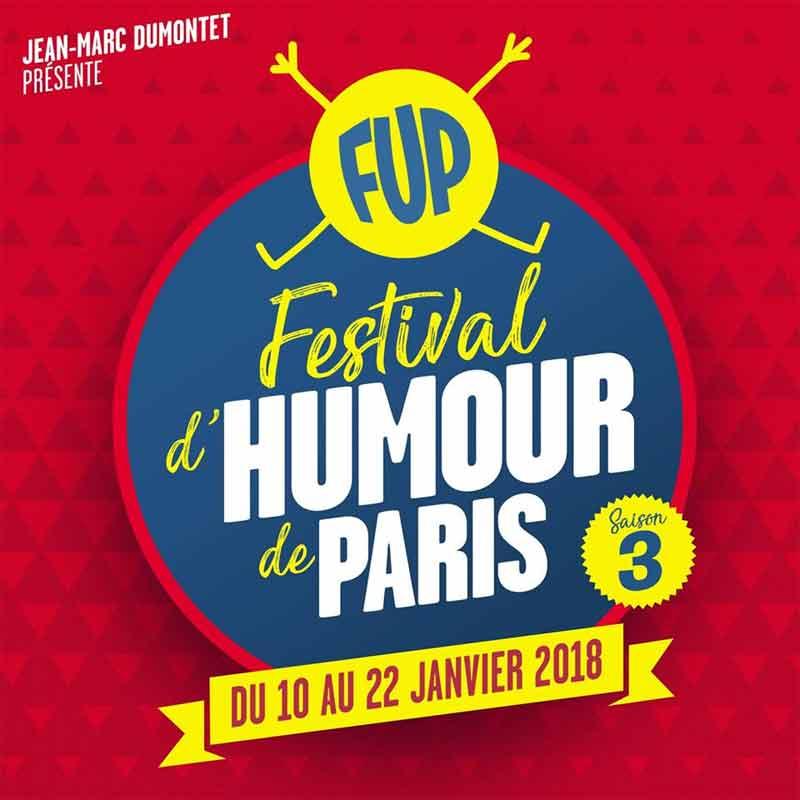 Humour : Festival d'Humour de Paris