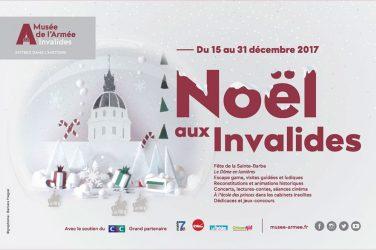 Invalides : Noël aux Invalides