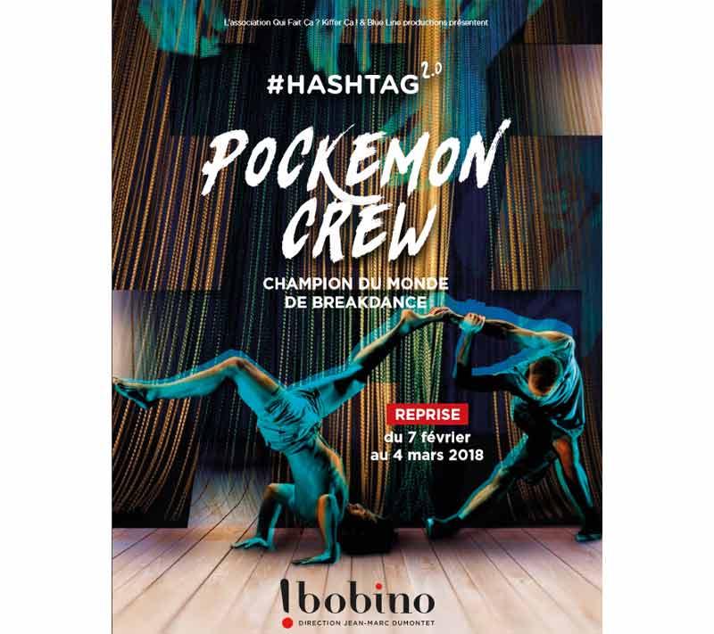 Pockemon Crew : Hashtag 2.0