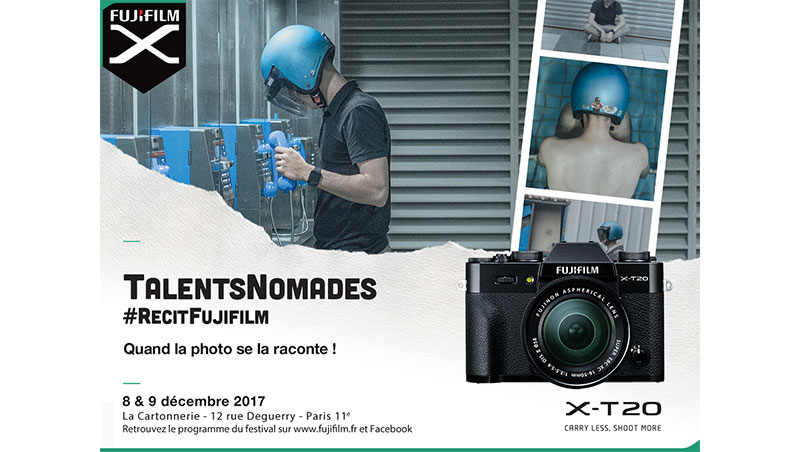 Talents Nomades by fujifilm