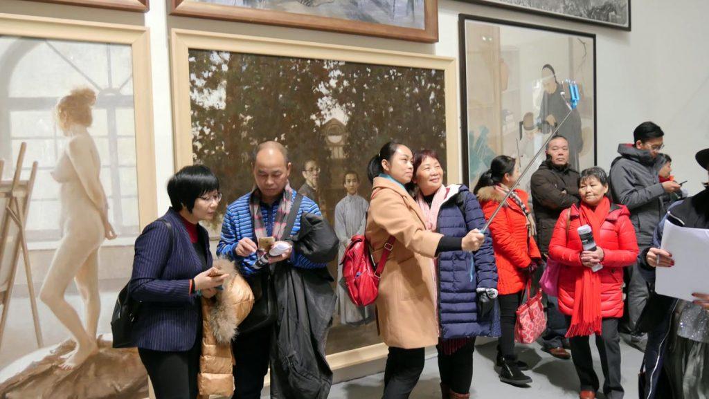 Hommage à LIN Fengmian