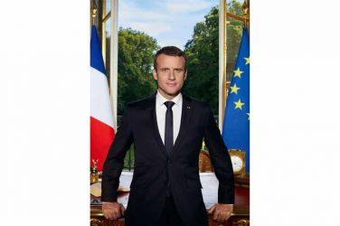 Macron : sondage décembre 2017