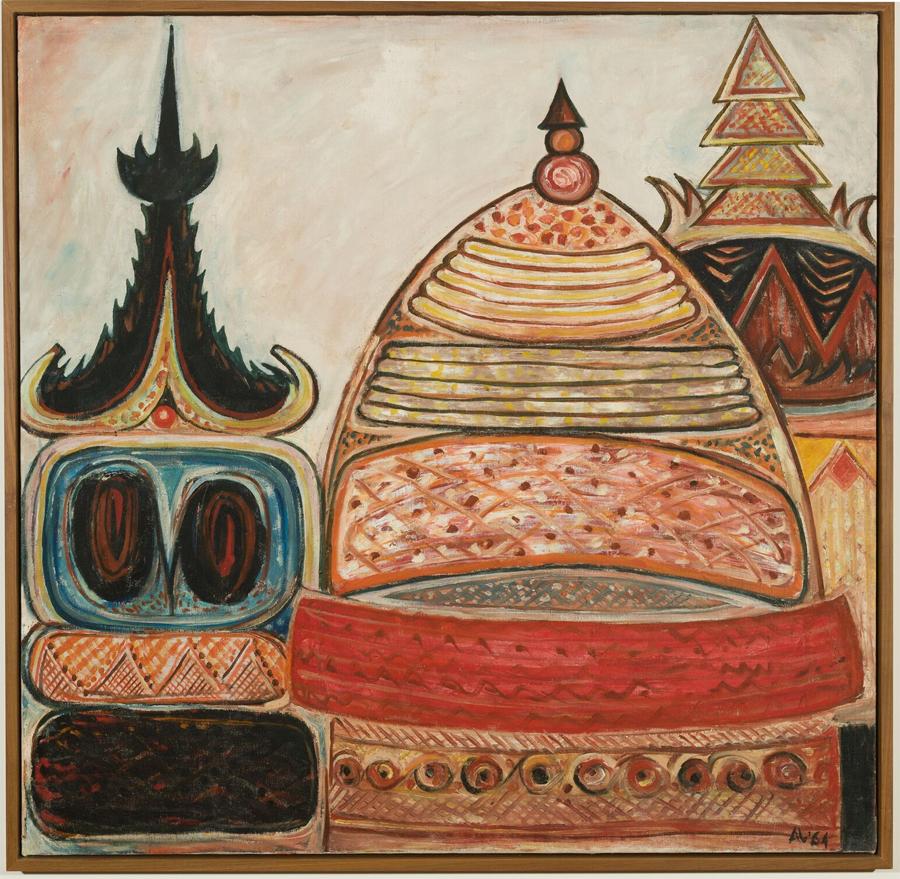 Latiff Mohidin : Pagoda II