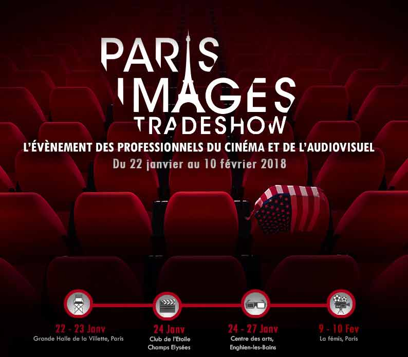 Paris Images Trade Show 2018