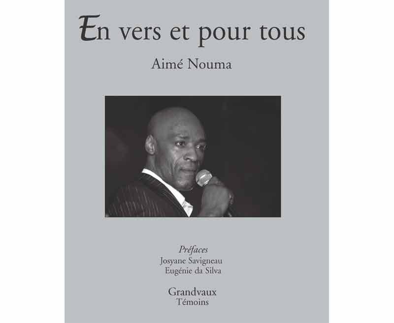 Aimé Nouma : En vers et pour tous