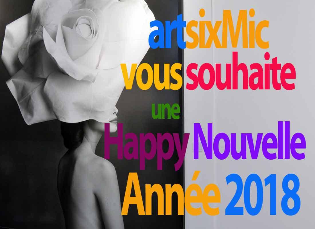 Happy Nouvelle Année 2018