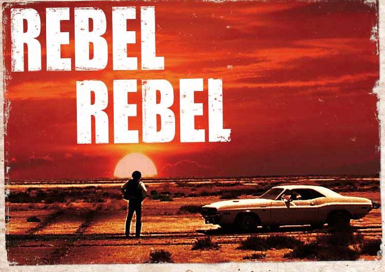 Rebel Rebel ! : 18es Journées cinématographiques dionysiennes