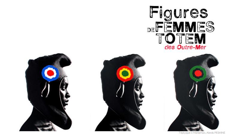 Figures de Femmes Totem des Outre-Mer