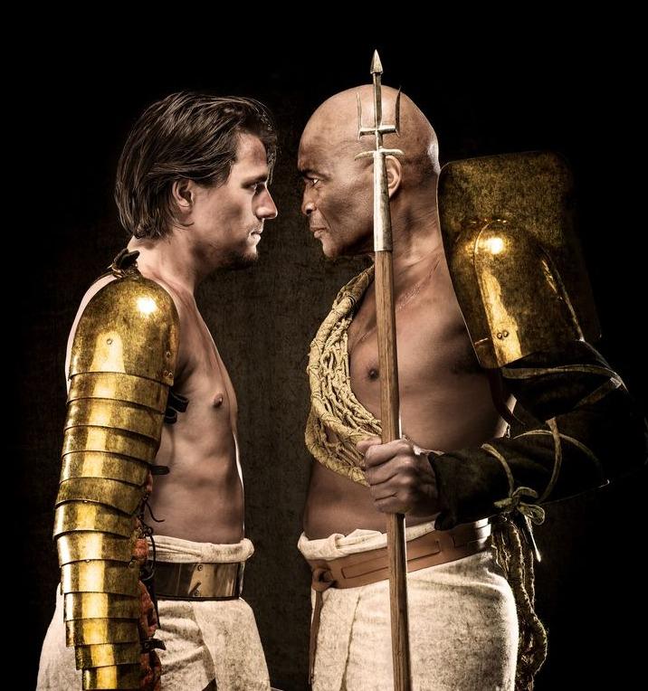 Gladiateurs, héros du Colisée