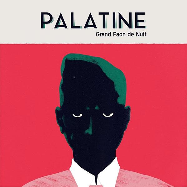 Palatine : Grand Paon de Nuit