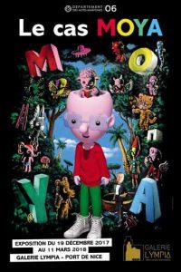 Moya à la galerie Lympia de Nice