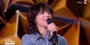 Victoires de la musique 2018 : Charlotte Gainsbourg - orelsan