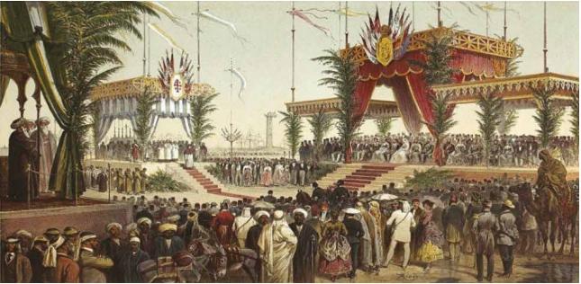 Canal de Suez : L'Épopée du Canal de Suez