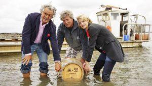 vin en mer : Le vin vieillirait-il mieux en mer ?