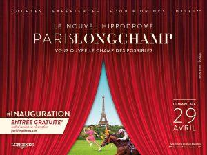 Inauguration ParisLongchamp